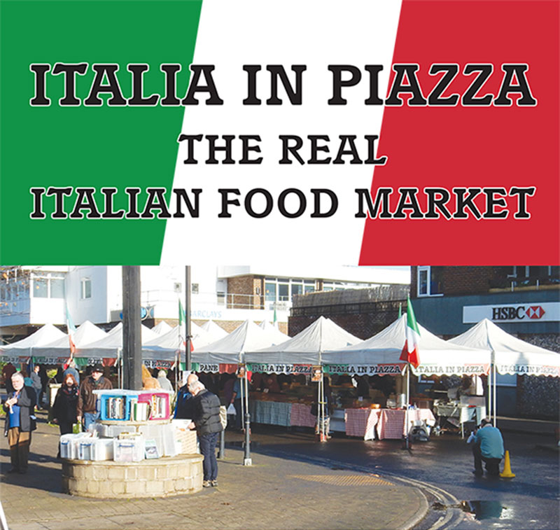 Italia in Piazza, Storrington's Real Italian Food Market @ Old Mill Drive | Storrington | United Kingdom