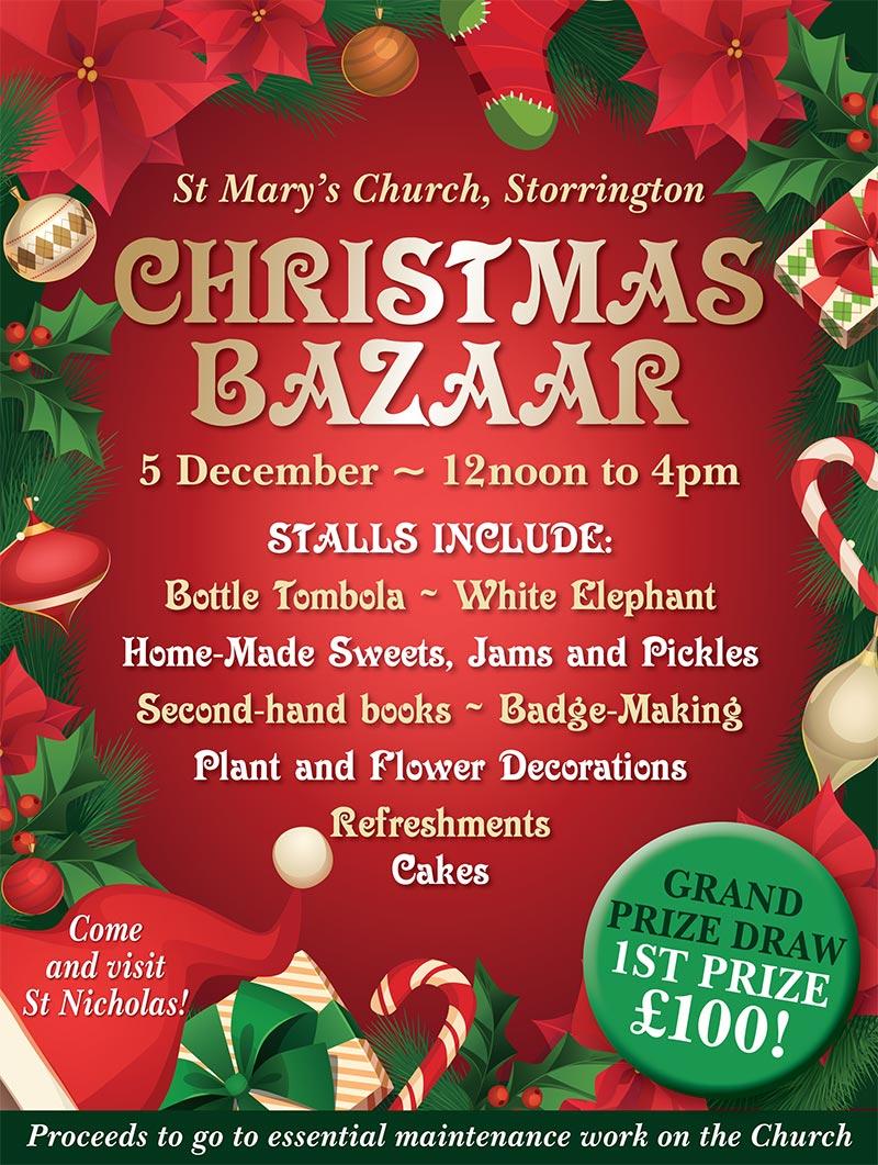 christmas bazaar storrington