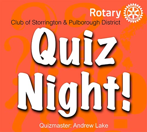 Rotary Quiz Night @ Pulborough Village Hall | England | United Kingdom