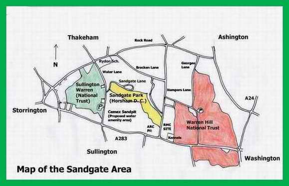 Sandgate Conservation Society - Sandgate Park work party @ Sandgate Park | Storrington | United Kingdom