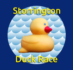 Storrington Duck Race @ Riverside Walk & Library Car Park | Storrington | United Kingdom