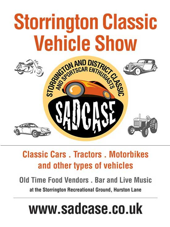 Storrington Classic Vehicle Show 2018 @ Recreation Ground | Storrington | England | United Kingdom