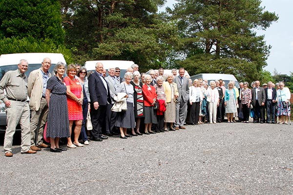 West Sussex Minibus 40th Anniversary