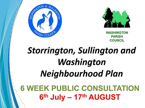 Neighbourhood Plan public consultation