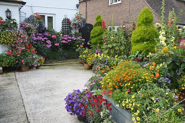 Storrington In Bloom 2016 best front garden