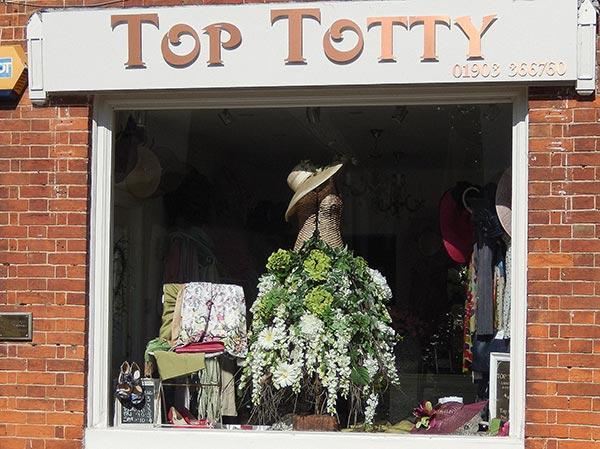 Storrington In Bloom 2016 best business window display