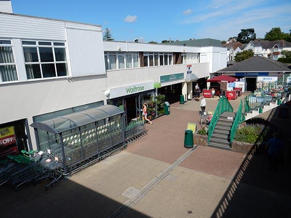 Storrington Library Car Park