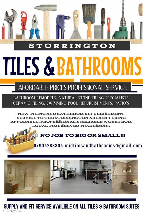 Storrington Tiles & Bathrooms