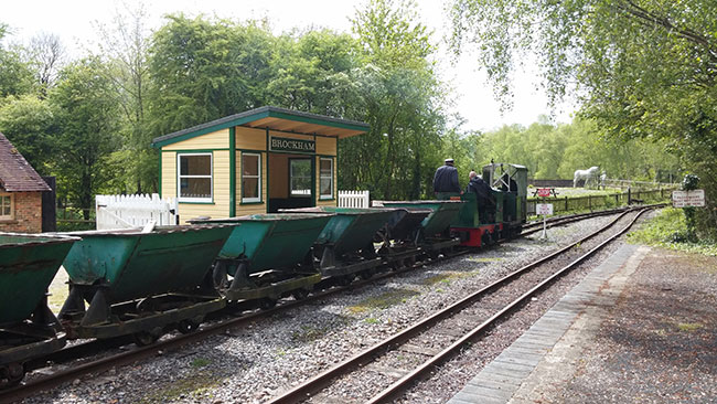 Spring Industrial Trains @ Amberley Museum & Heritage Centre | Amberley | United Kingdom