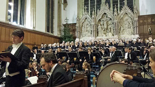 Chanctonbury Chorus concert