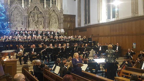 Brahms Christmas concert Hurstpierpoint