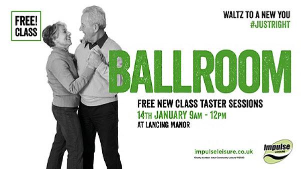Impulse Leisure Ballroom Tasters