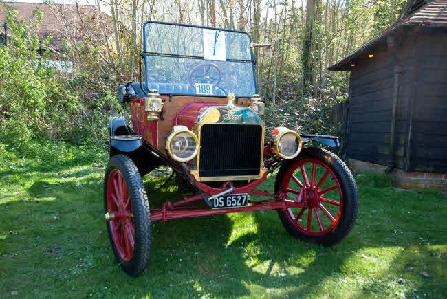 Amberley Museum - Vintage Car Show @ Amberley Museum & Heritage Centre | Amberley | United Kingdom