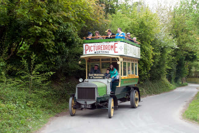 Amberley Museum - Spring Bus Day @ Amberley Museum & Heritage Centre | Amberley | United Kingdom