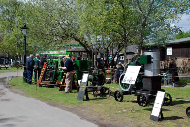 Amberley Museum - Stationary Engines @ Amberley Museum & Heritage Centre | Amberley | United Kingdom