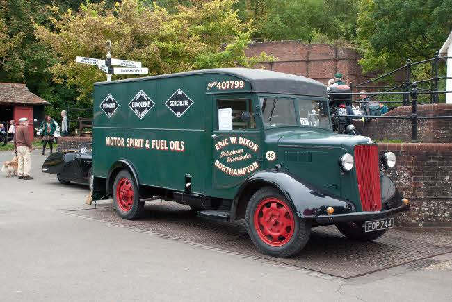 Amberley Museum - Autumn Historic Transport Gathering 40th Anniversary Event @ Amberley Museum & Heritage Centre | Amberley | United Kingdom