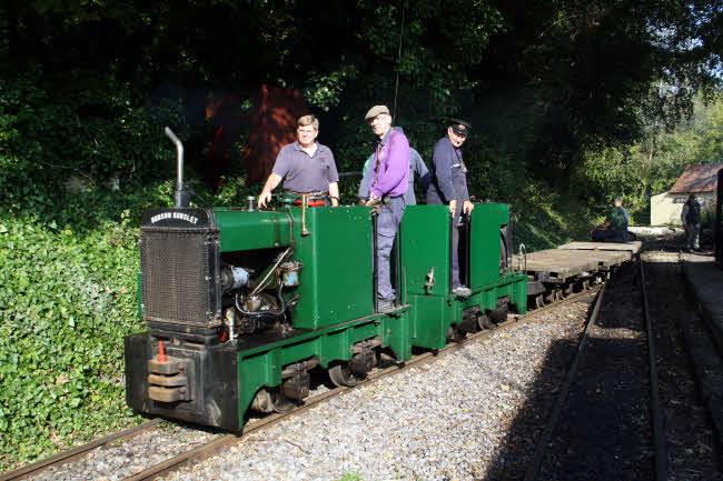 Amberley Museum - Autumn Industrial Trains @ Amberley Museum & Heritage Centre | Amberley | United Kingdom