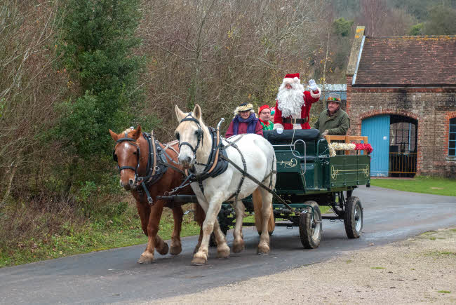 Christmas at Amberley @ Amberley Museum | Amberley | England | United Kingdom