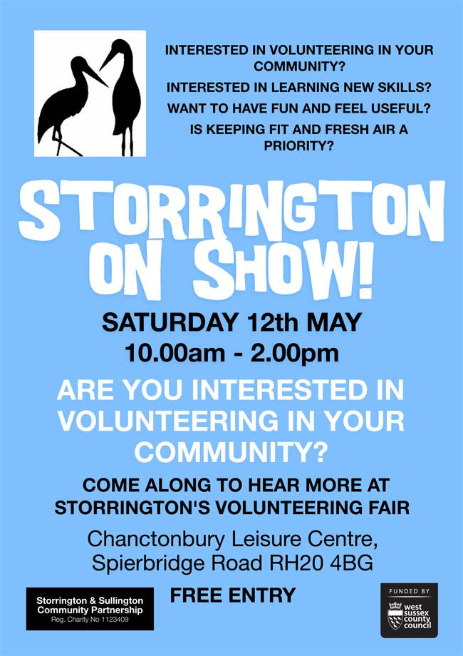 Storrington On Show 2018