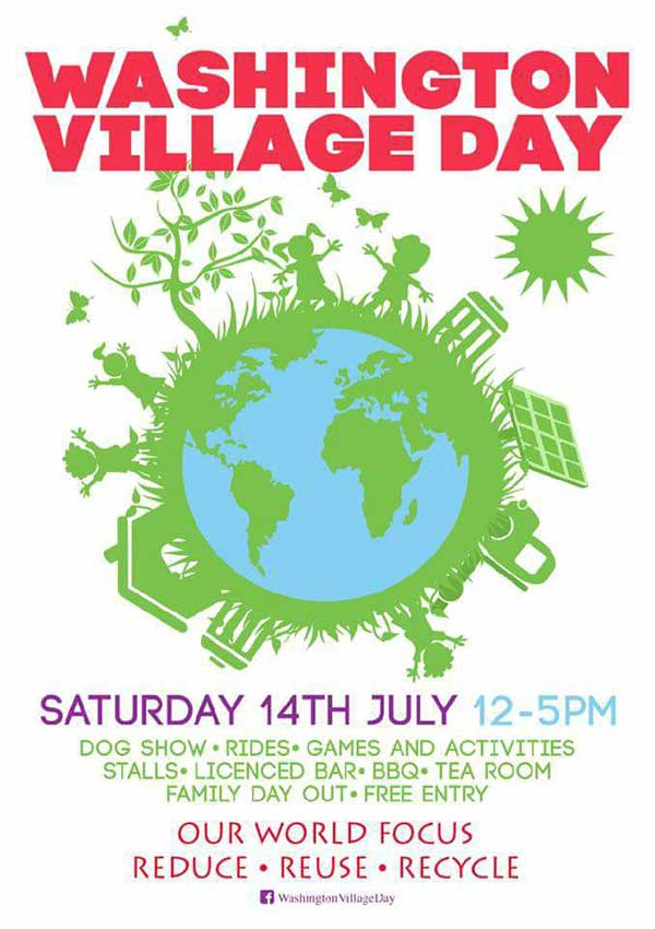 Washington Village Day 2018