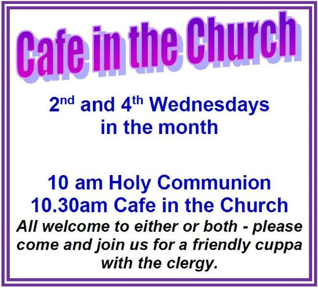 Cafe in the Church @ Storrington Parish Church | Storrington | England | United Kingdom