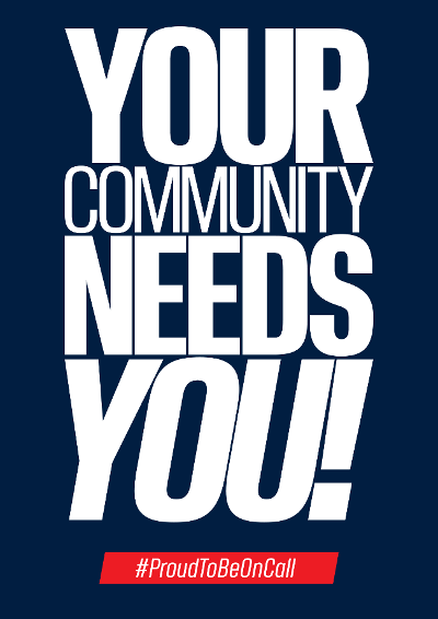 WSF&R your community needs you