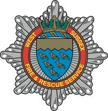 West Sussex Fire & Rescue logo