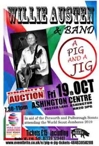 A PIG AND A JIG @ Ashington Centre | Ashington | England | United Kingdom