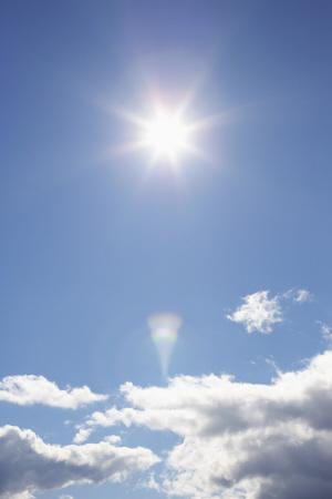 Global warming sun