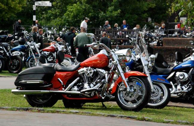 motorcycle Amberley