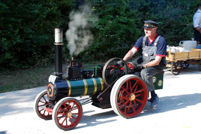 Miniature Steam Weekend at Amberley @ Amberley Industrial Museum | Amberley | England | United Kingdom