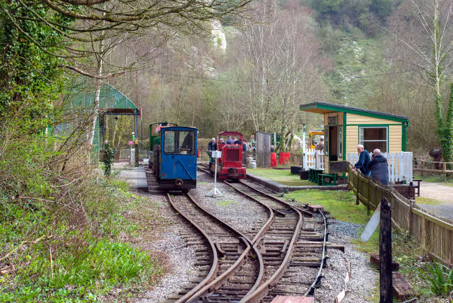 CANCELLED: Spring Industrial Trains and Classic Car Run @ Amberley Museum | Amberley | England | United Kingdom
