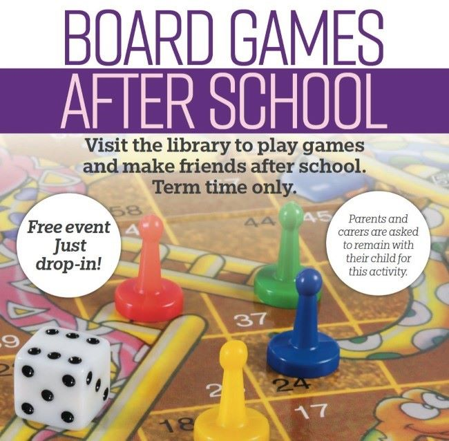 Board Games @ Storrington Library | Storrington | England | United Kingdom