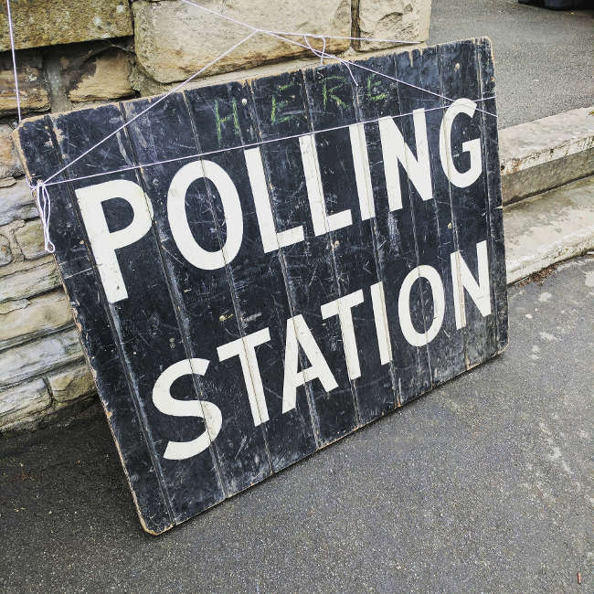 District and Parish Council Elections @ Storrington Guide Hall | Storrington | England | United Kingdom