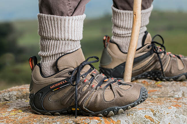 Health Walks - Hiking boots