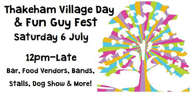 Thakeham Village Day and Fun Guy Fest 2019 @ Abingworth Football Fields | Thakeham | England | United Kingdom