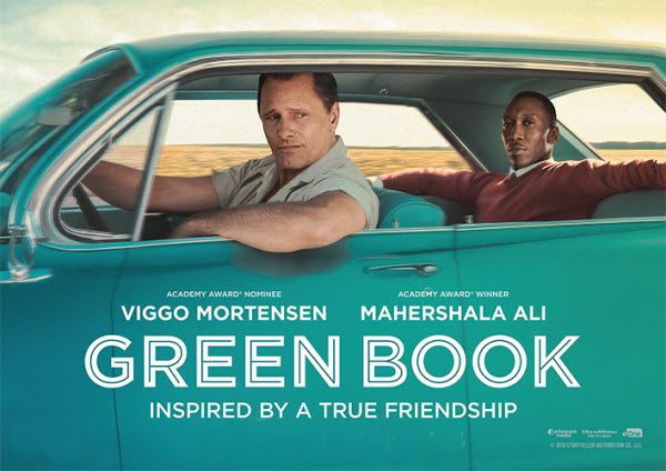 Storrington Film Night - Green Book @ Storrington and Sullington Parish Hall | Storrington | England | United Kingdom