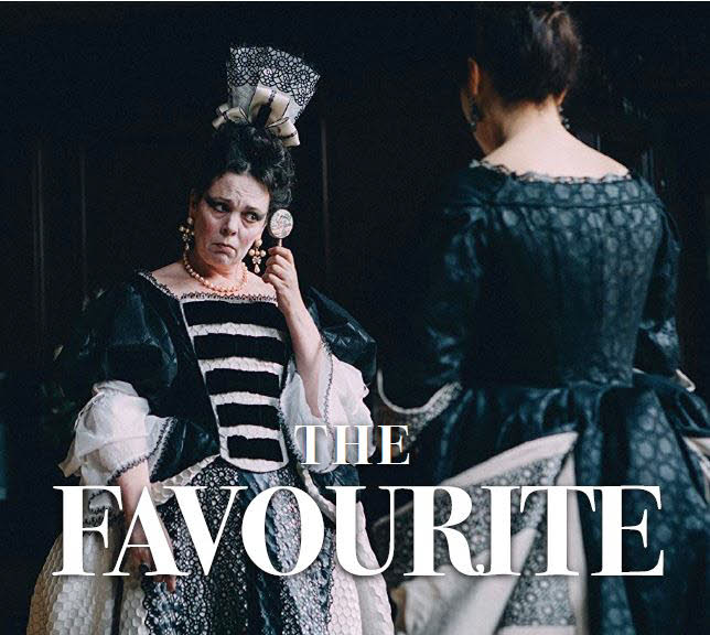 Film The Favourite