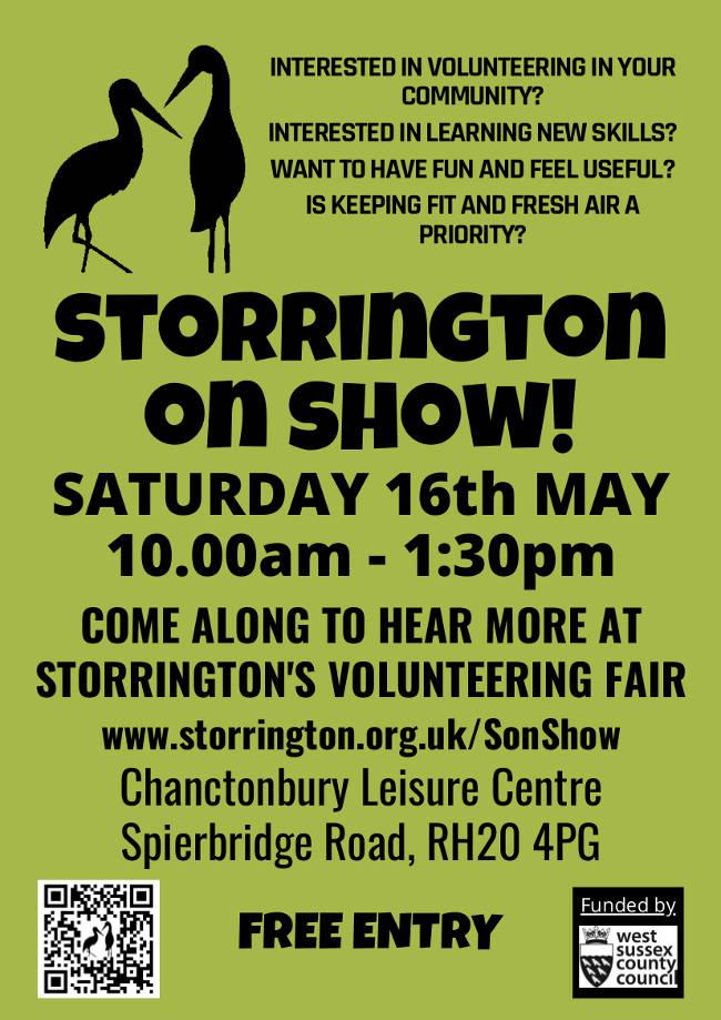 Storrington On Show