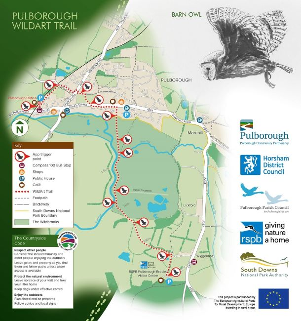 Pulborough WildArt Trail