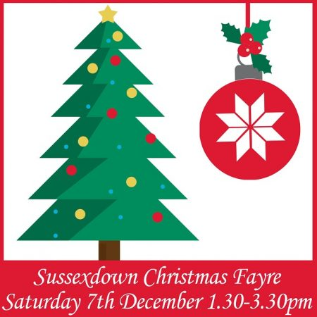 Sussexdown Christmas Fayre @ Sussexdown Care Home | Storrington | England | United Kingdom