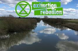Extinction Rebellion Arun Valley New Year workshop @ Old School Hall | Storrington | England | United Kingdom