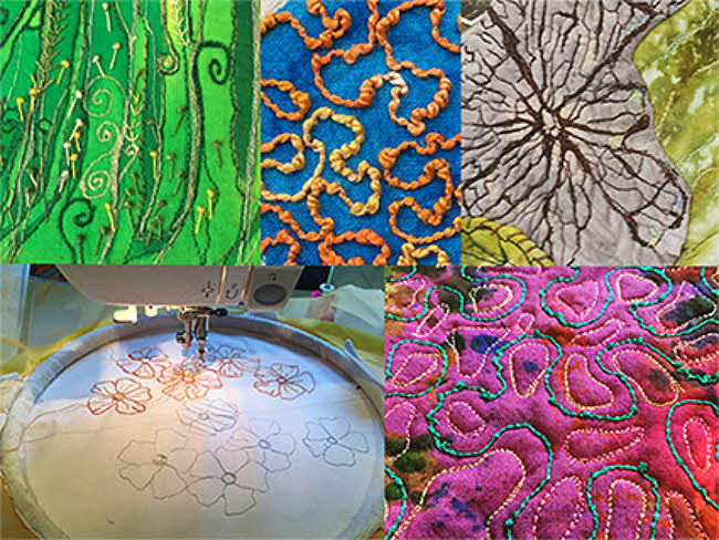 Examples of Embroidery