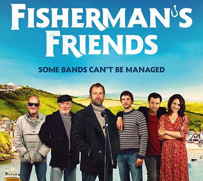 Fishermans Friends film night poster
