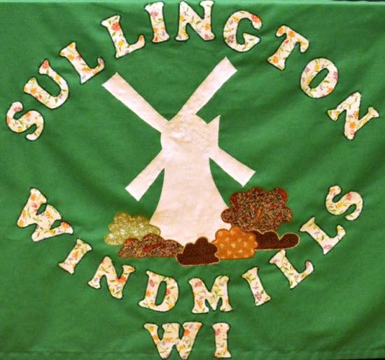 Sullington Windmills WI banner