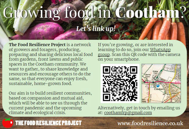 Cootham Food Resilience Project