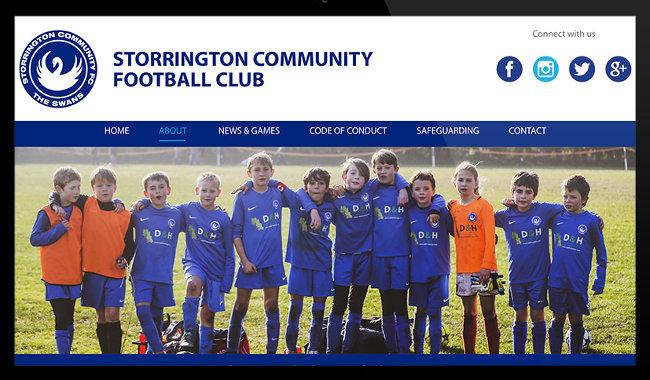 Storrington Community Football Club