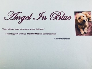 Angel in Blue Psychic Events in aid of St Barnabas @ Storrington Village Hall | Storrington | England | United Kingdom