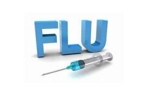 Flu jab logo