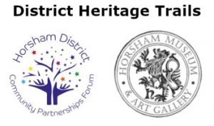 District heritage trails
